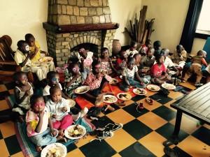enfants Congo