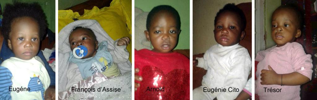Quelques bébés arrivés en 2019
