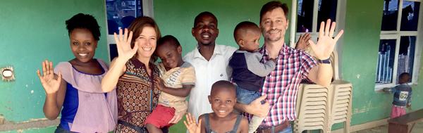 Voyage visite au Congo